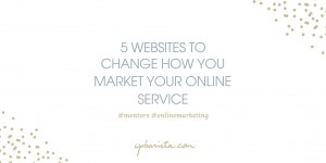 Websites to Change How You Market Your Online Service