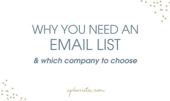 Why you need an email list (& which company to choose)(1)