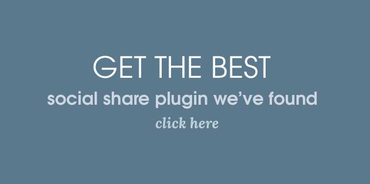 Best Social Share Plugin