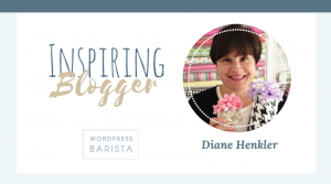 Diane Gives us the Behind The Scenes to her DIY Home Style Blog