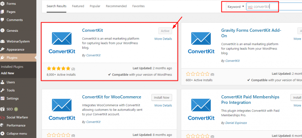 Convertkit WordPress Plugin Things To Know Before You Get This