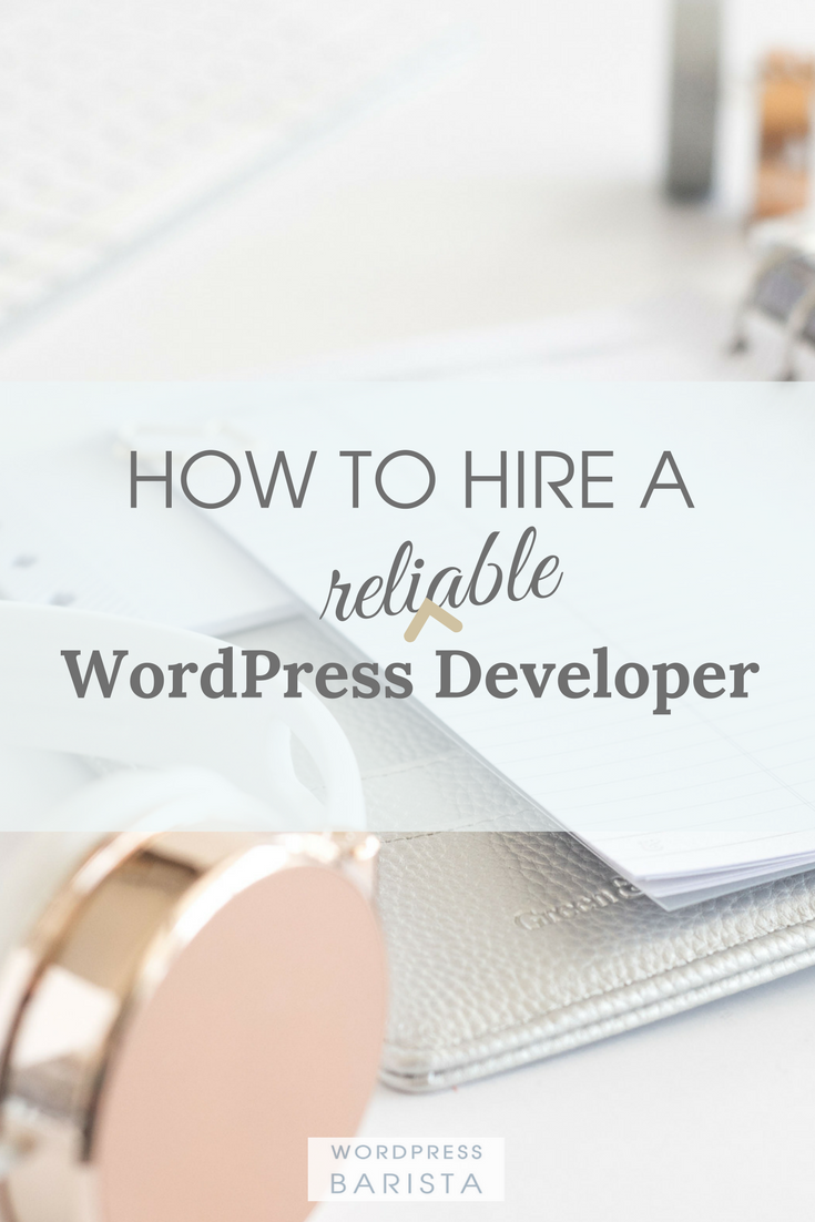 10 questions to ask next time you hire a designer/developer for #wordpress!