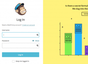 How to add an Opt-in to Mailchimp